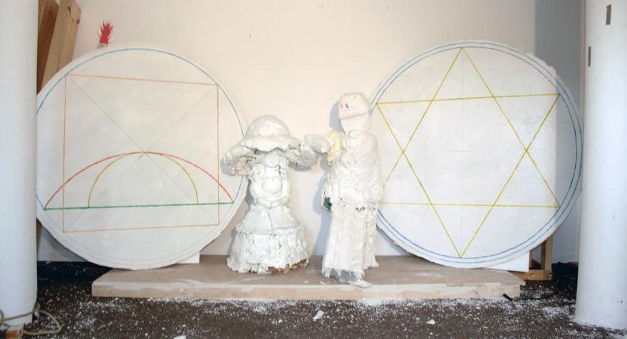 Atelier installation